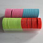 80 Plastic Poker Chips - Color Random TB EV