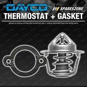 DAYCO Thermostat + Gasket for Suzuki Alto Hatch Van Mighty Boy 543cc 796cc 3cyl