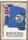 DRAPEAU British Empire britannique Honduras Government gouvernement FLAG CARD 30