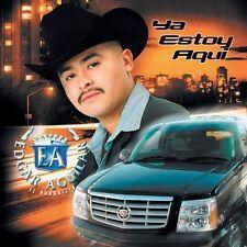 "Yo Estoy Aqui by Edgar Aguilar ""El Narquillo"" (CD, Apr-2002, Sony Music..."
