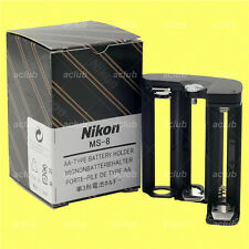 Genuine Nikon MS-8 AA Battery Holder Tray MS8 for F90 F90S F90D N90 F90X N90S