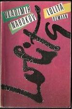 Vladimir Nabokov - LOLITA - rare 1st edition ESTONIA 1990