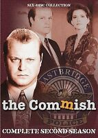 The Commish - The Complete Second Season (DVD, 2005, 6-Disc Set)