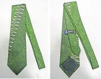 Claude Montanà cravatta in seta vintage silk tie 1980's