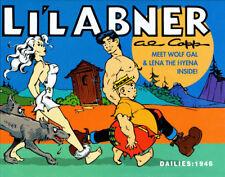 Li'l Abner 1946 Dailies KSP Volume 12 Al Capp MINT BOOK