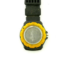 TAG HEUER FORMULA 1 383.513 YELLOW BEZEL/BLACK WATCH CASE FOR PARTS / REPAIRS