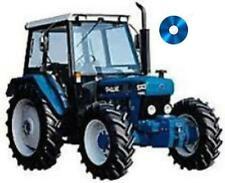 New Holland 30 Series  All Models Tractors Service Workshop Manual