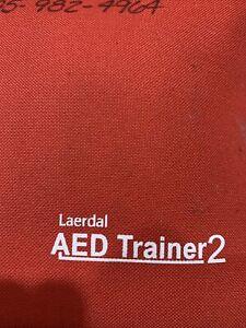 LAERDAL AED TRAINER 2 HEARTSTART Model 94005001
