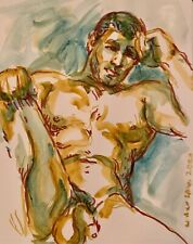 nude/ drawing male Gay Interest