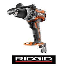 "NEW RIDGID 18v BRUSHLESS 1/2"" HAMMER DRILL - LITHIUM COMPACT  MODEL R86116"