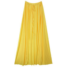 "Seasonstrading 60"" Adult Yellow Cape Halloween Costume Accessory"