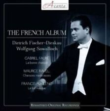 THE FRENCH ALBUM: FAUR', RAVEL & POULENC NEW CD