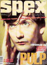 Spex 04/1998: Pulp Massive Attack Madonna Tortoise