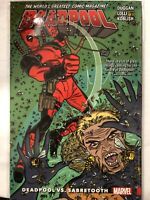 Deadpool: World's Greatest Deadpool Vs. Sabretooth Vol.3 Duggan Marvel (2014) HC
