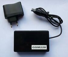 GSM di avviso mancanza rete 220 Vac, SMS e/o chiamata ad 1 numero