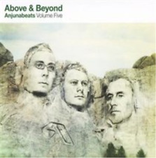 Various Artists-Anjunabeats Volume 5 (Mixed By Above and Bey (UK IMPORT)  CD NEW