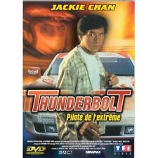 Thunderbolt pilote de l'extrême Jackie chan DVD NEUF SOUS BLISTER