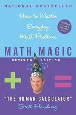 Math Magic Revised Edition How to Master Everyday ... Hay Victoria 0060726350