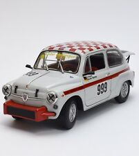 Revell 08836 Fiat Abarth 1000 TC Rally / Sport in weiss lackiert 1:18, OVP, K025