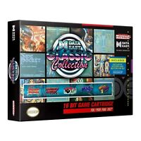 Retro-Bit Data East Classic Collection SNES Cartridge - 5 Games in 1 - Super ...