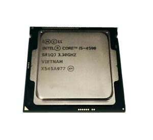 Intel Core i5-4590 SR1QJ 3.3GHz Socket LGA1150 CPU