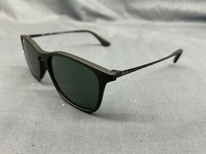 Ray-Ban Junior RJ9061S 7005/71 Sunglasses Frames Black 49-15-130 With Case NEW!