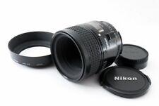 Nikon AF MICRO Nikkor 60mm f/2.8 MACRO Lens from JAPAN [Exc+++++]
