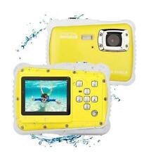 Waterproof LCD Screen kids Mini Digital Camera Underwater Anti Shock Kids Gift