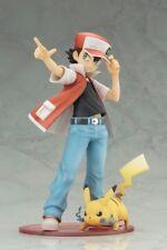 [FROM JAPAN]ARTFX J Pokemon Red with Pikachu Figure Kotobukiya