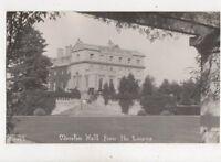 Moreton Hall From The Lawns Warwickshire Vintage RP Postcard 325b