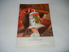 Hutschenreuther Prospekt Weihnachten 2011 (meine Pos-Nr. 2011-1)