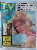 tv sorrisi e canzoni 43 1966 ulla bergryd mina boncompagni madre eva