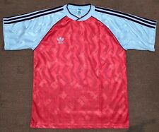 VINTAGE ADIDAS TEMPLATE 90's FOOTBALL SHIRT JERSEY