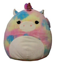 NEW Kellytoy Squishmallow Jaime the Pegasus Unicorn Squishy Large Soft Plush Toy