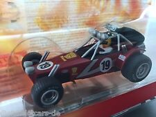 Carrera Go 61233 Dune Buggy rosso Nuovo OVP