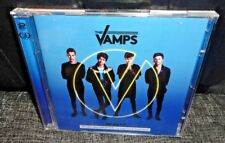 The Vamps - Wake Up (CD & DVD, 2015)