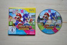 Wii - Mario & Sonic Olympische Spiele London 2012