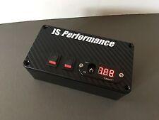 Losi 5ive-T/mini-js performance custom batterie/radio boîte avec voltmètre