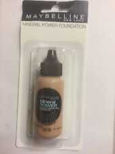 Maybelline Mineral Power N Perfecting Foundation NUDE (LIGHT-4).