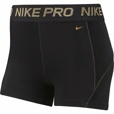 Womens NIKE PRO  Shorts Size Small.  BV3280-010