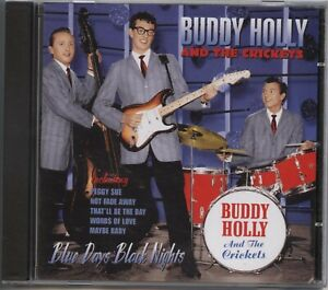 Buddy Holly - Blue Days Black Nights (2009) CD Album