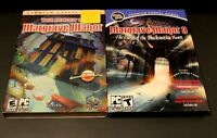 Lot Of Two(2) Premium Casual PC CD-ROM Software Games
