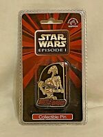 Star Wars Episode 1 Collectible Pin - Battle Droid
