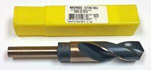 "15/16"" Cobalt Silver & Deming 1/2"" Reduced Shank 130 Degree Morse 15278"