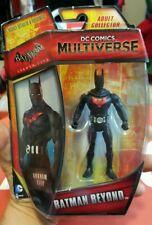 """DC Multiverse BATMAN BEYOND From ARKHAM CITY WAVE 6 2015 4"""" Action Figure"""