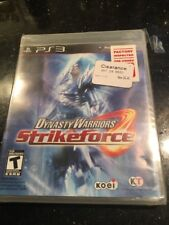 Dynasty Warriors Strikeforce PS3 PlayStation 3