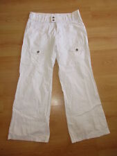 Pantalon Oxbow Blanc Taille 40 à - 52%