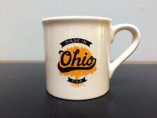 2013 Starbucks Coffee Mug - Made in OHIO 14 ounce