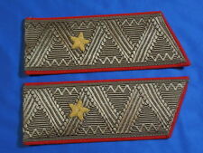 Soviet russian Shoulder boards epaulets General ARMY USSR UNIFORM