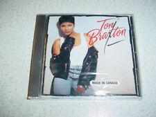 RARE NEW CD TONI BRAXTON S.T. (LaFace Records – ARCD 6007) CANADA 1993